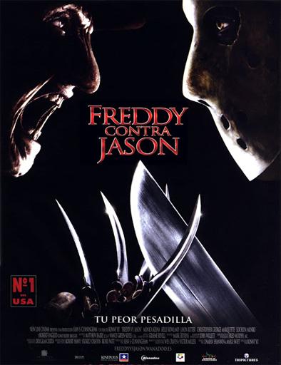 Poster de Freddy contra Jason