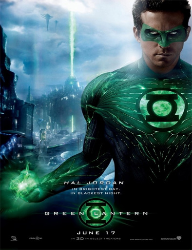 green latern online