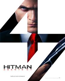 Poster mediano de Hitman: Agent 47