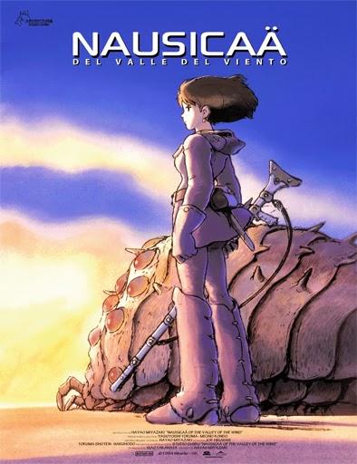 Poster de Nausicaä del Valle del Viento