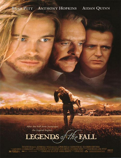 Poster de Legends of the Fall (Leyendas de pasión)