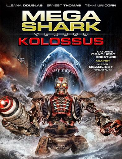Poster de Mega Shark vs. Kolossus