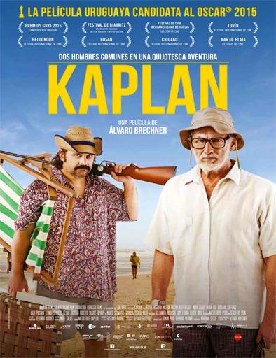 Poster de Mr. Kaplan