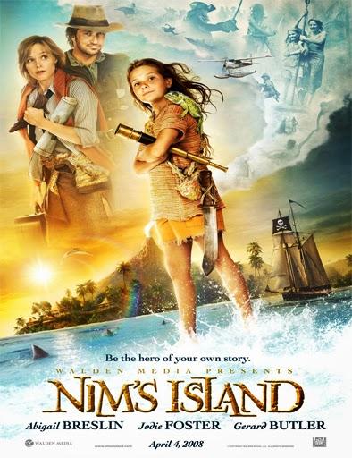 Poster de Nim's Island (La isla de Nim)