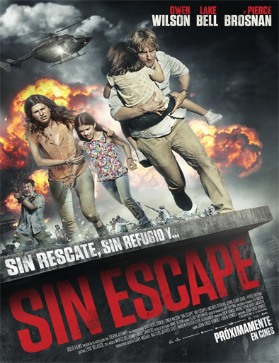 No Escape (Golpe de estado)
