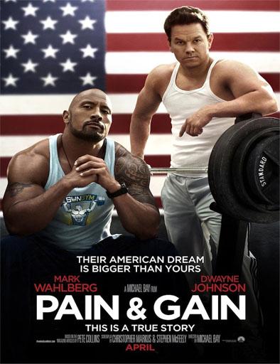 Poster de Pain and Gain (Dolor y dinero)