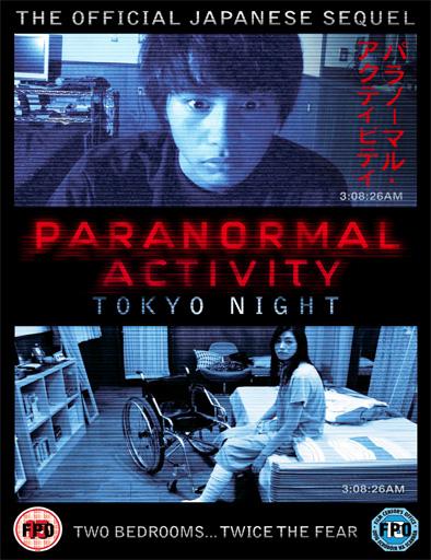 Poster de Actividad paranormal 0: El origen