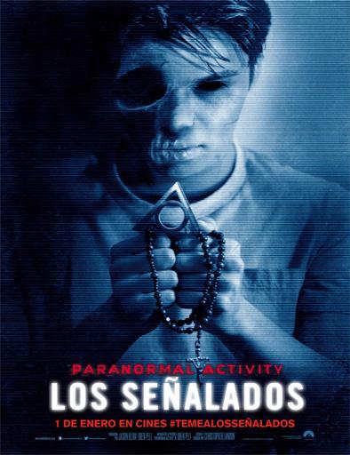 Poster de Actividad paranormal: Los marcados
