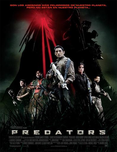 Poster de Predators (Depredadores)