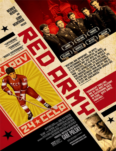 Poster de Red Army