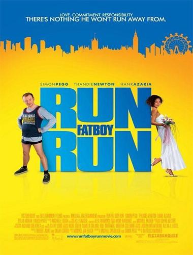 Poster de Run, Fat Boy, Run (Corre, gordo, corre)
