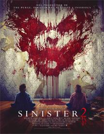 Poster mediano de Sinister 2 (Siniestro 2)