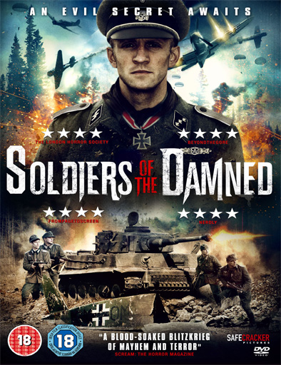Poster de Soldiers of the Damned