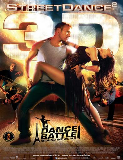Poster de Street Dance 2 ¡A por todas!