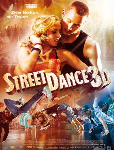 Poster de Street Dance ¡A bailar!