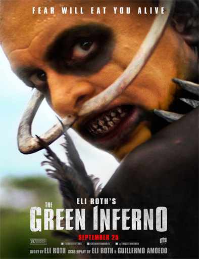 The Green Inferno (Caníbales)
