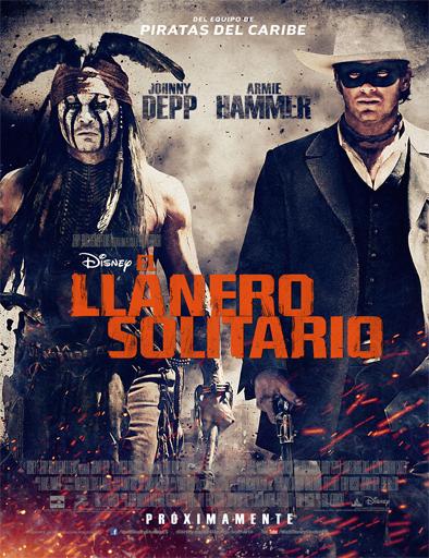 Poster de The Lone Ranger (El llanero solitario)