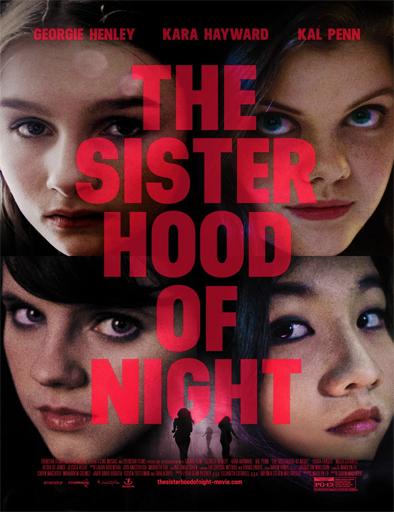 Poster de The Sisterhood of Night