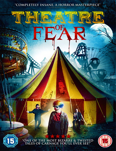 Poster de Theatre of Fear