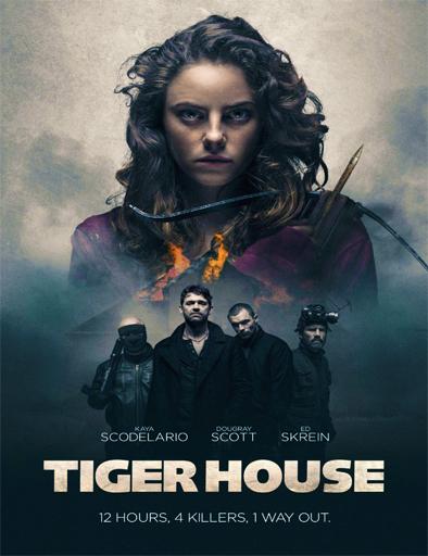 Poster de Tiger House