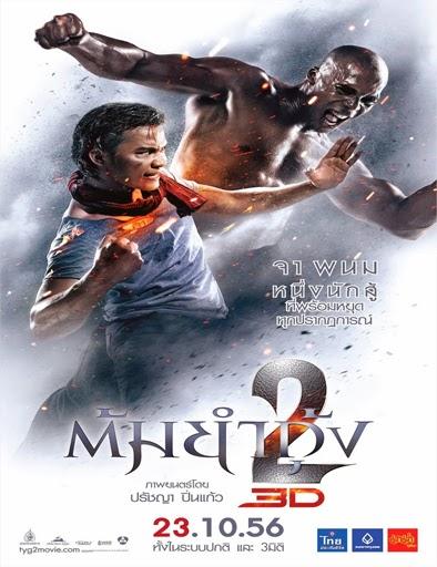 Poster de Tom yum goong 2 (The Protector 2)