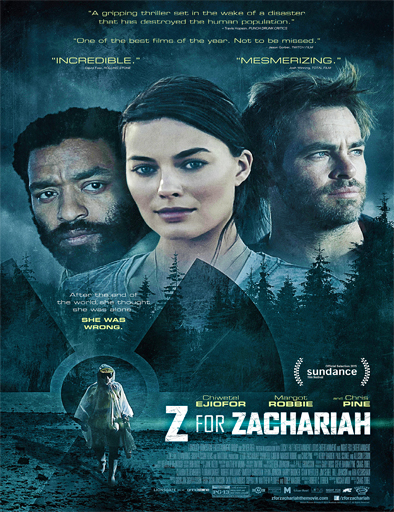 Z for Zachariah ()