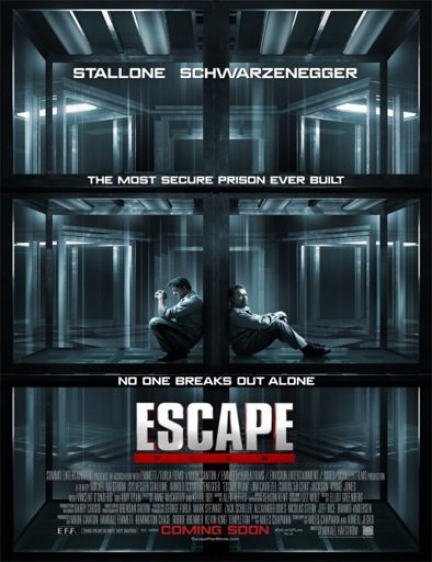 Poster de Escape Plan (Plan de escape)