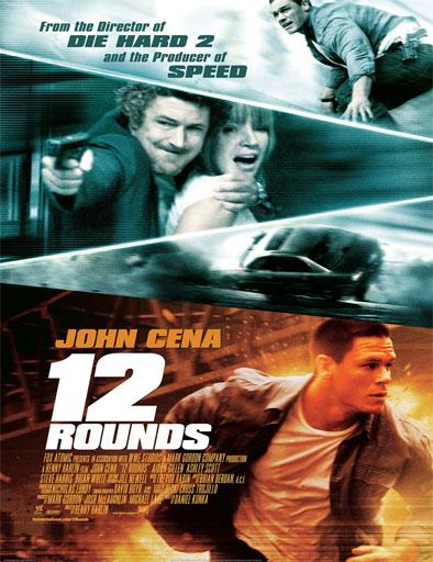 Poster de 12 Rounds (12 desafíos)