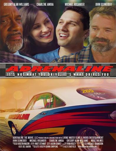 Poster de Adrenaline