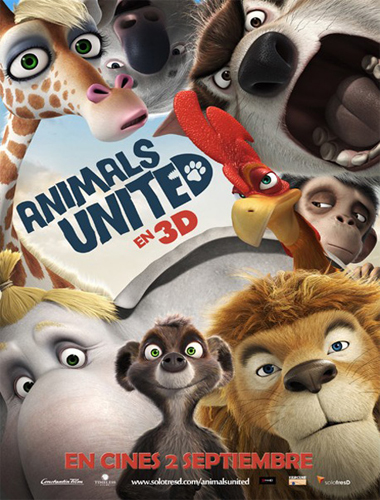 Animales al Ataque (Animals United)
