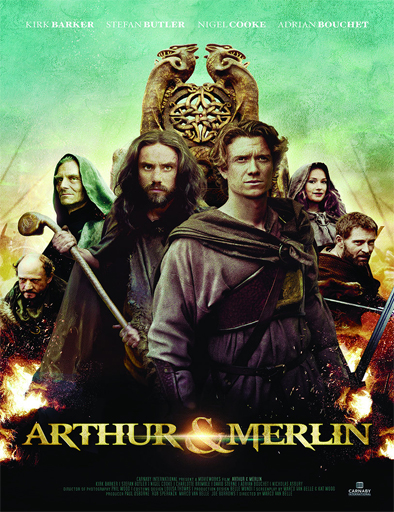Poster de Arthur and Merlin