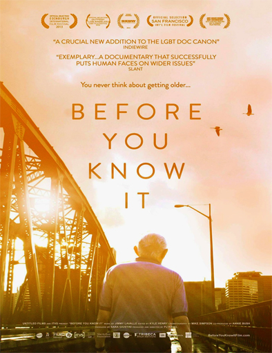 Poster de Before You Know It