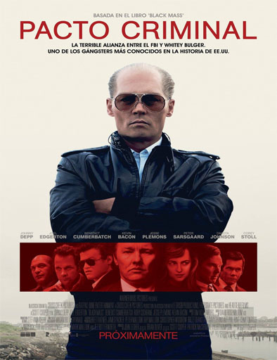Pacto criminal (Black Mass)
