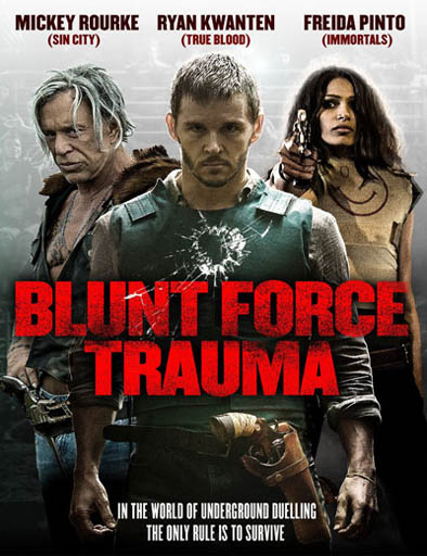 Blunt Force Trauma (Disparo letal)