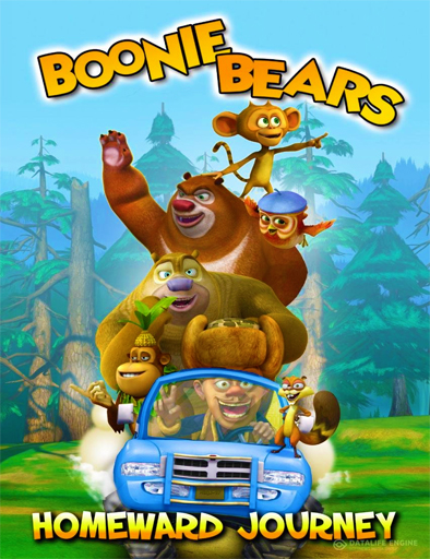 Poster de Boonie Bears: Homeward Journey