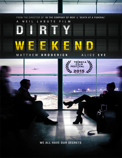 Poster de Dirty Weekend