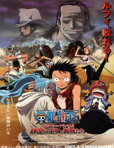 Poster de Episodio de Arabasta: La princesa del desierto y los piratas