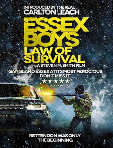 Poster de Essex Boys: Law of Survival