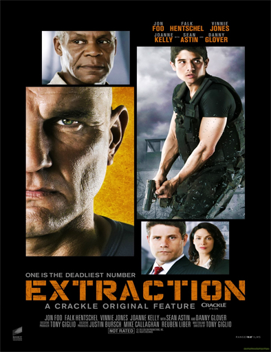 Poster de Extraction