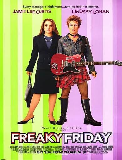 Un viernes de locos (Freaky Friday)