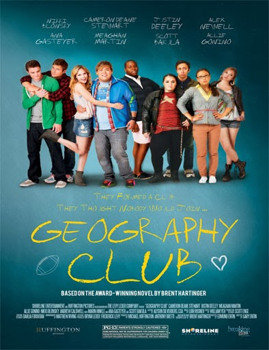 Poster de Geography Club