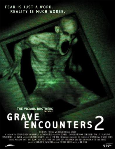 Poster de Grave Encounters 2 (Fenómeno siniestro 2)