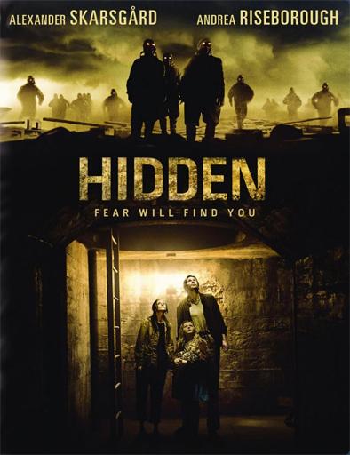 Poster de Hidden: Terror en Kingsville