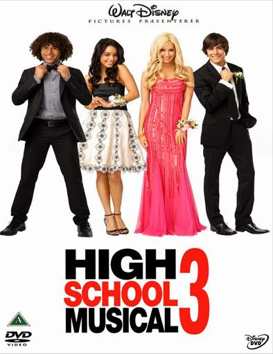 Poster de High School Musical 3: Fin de curso