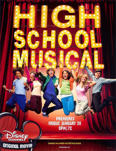 Poster de High School Musical