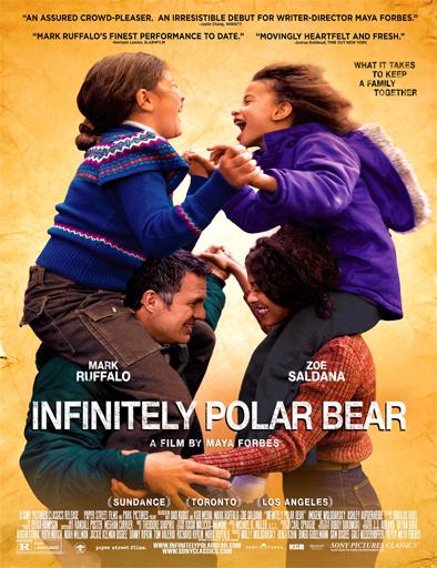 Poster Infinitely Polar Bear (Sentimientos que curan)