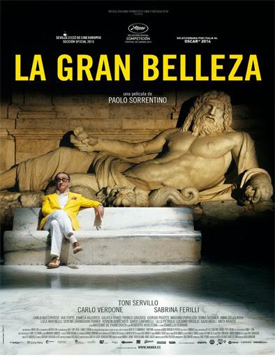 Poster de La grande bellezza (La gran belleza)