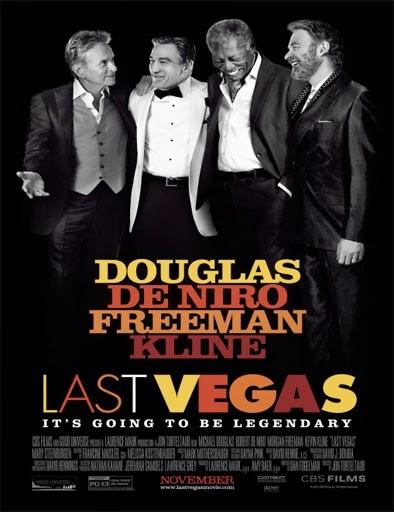 Poster de Last Vegas (Plan en Las Vegas)