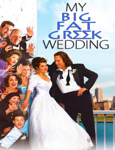 Poster de My Big Fat Greek Wedding (Mi gran casamiento griego) (2002)