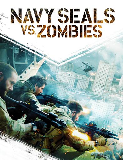 Poster de Navy Seals vs. Zombies